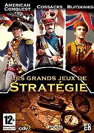 Coffret Les Grands Jeux De Strategie