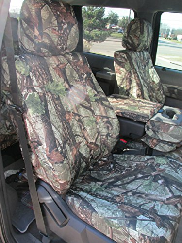Durafit Seat Covers, F486-DS1 Camo-2014- Ford F150 2015 F250/F550 XLT and Lariat 40/20/40 Split Seat with Opening Center Console in DS1 Camo Endura (Camo Waterproof Seat Covers compare prices)