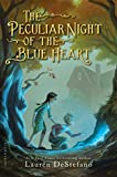 img - for The Peculiar Night of the Blue Heart book / textbook / text book