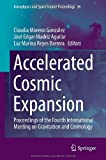 img - for Accelerated Cosmic Expansion: Proceedings of the Fourth International Meeting on Gravitation and Cosmology (Astrophysics and Space Science Proceedings) book / textbook / text book