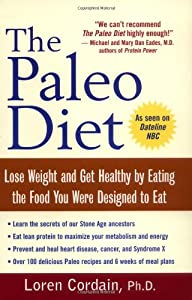 """Cover of """"The Paleo Diet: Lose Weight and..."""
