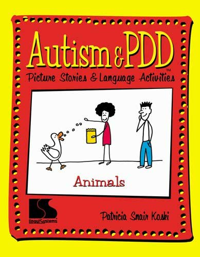 Autism & PDD Picture Stories and Language Activities Animals (Autism And Pdd Picture Stories compare prices)