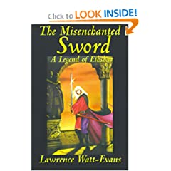 The Misenchanted Sword by Lawrence Watt-Evans
