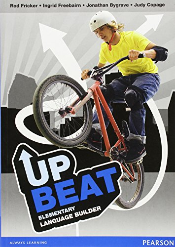Up Beat. Elementary. Language Builder