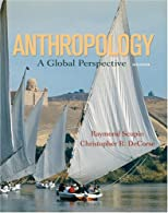 Anthropology: A Global Perspective  by Scupin