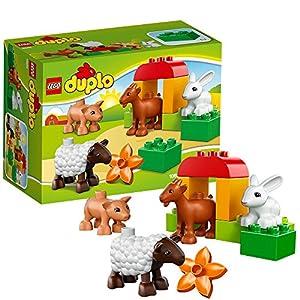 LEGO Duplo - Los animales de la granja (10522) por LEGO