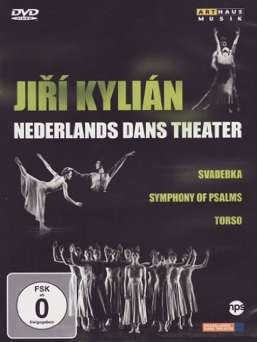 Cover art for  Jiri Kylian: Nederlands dans Theater