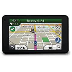 Garmin nüvi 3760LMT 4.3-Inch Widescreen Bluetooth Portable GPS Navigator with... by Garmin
