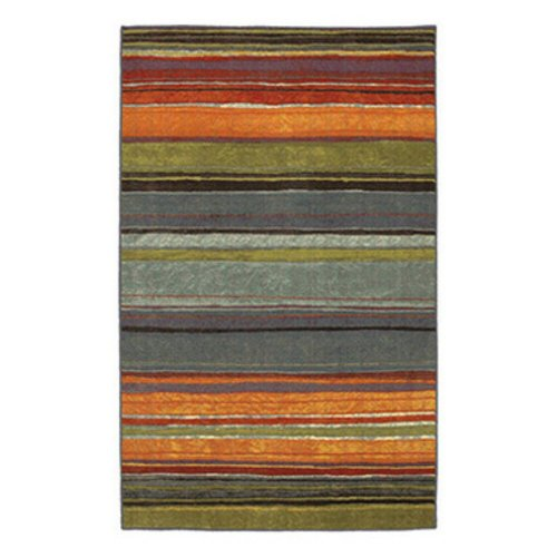 Mohawk Mohawk New Wave Rainbow Rug, Multicolor, Synthetic, 2.5 X 3.8 Ft. front-318352