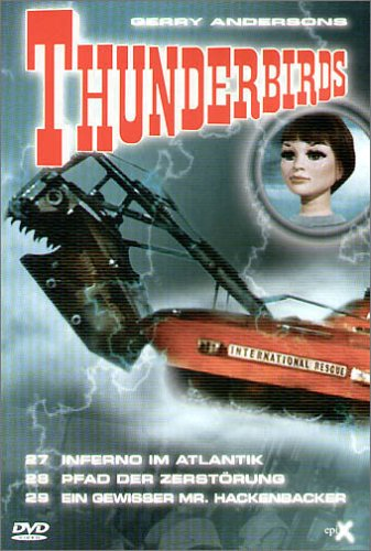Thunderbirds 09, Folge 27-29