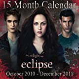 Twilight - Eclipse 2011 - Officially Licensed 15 Month Square Wall Calendar (Oct 10 - Dec 11)