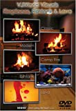 Vjworld Visuals: Fireplaces Fishtank & Lava [DVD] [Import]