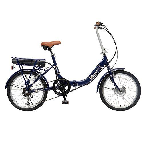 20 Zoll Viking Belmont Alu Pedelec Klappbar E-Bike Elektrofaltrad