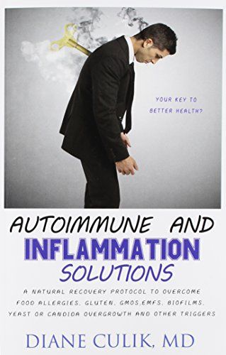 Autoimmune and Inflammation Solutions: A Natural Recovery Protocol to Overcome Food Allergies, Gluten, GMOs, EMFs, Biofilms, Yeast or Candida ... (ABC Wellness Simple Steps to Better Health)