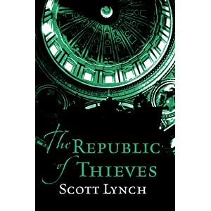 The Republic of Thieves (Gollancz) [Hardcover]
