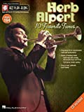 Herb Alpert - Jazz Play-Along Volume 164 (Book/CD)