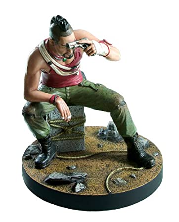 Far Cry 3 - Statua Vaas (Action Figure)
