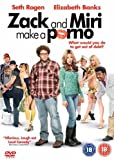 Zack And Miri Make A Porno [DVD]