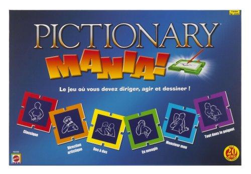 Pictionary Mania