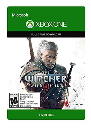 The Witcher 3: Wild Hunt - Xbox One Digital Code