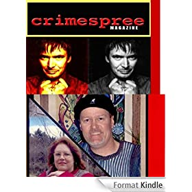 Crimespree Magazine #5 and 6 (English Edition)