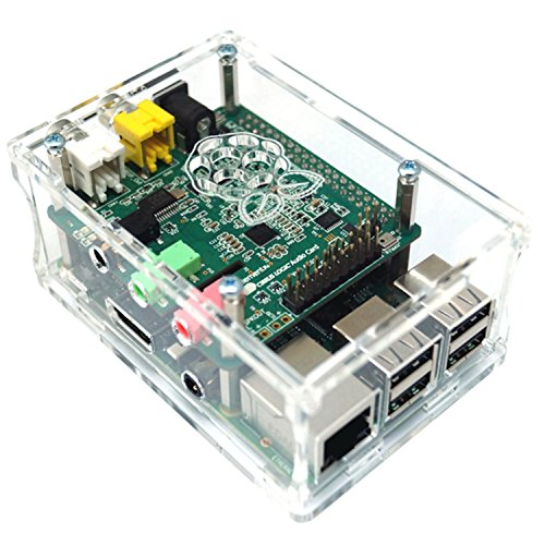 Style Case crystal for Cirrus Logic Audio Card and B2 & B3