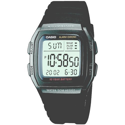 Buy Casio W96H1BV Classic Digital Watch #2499