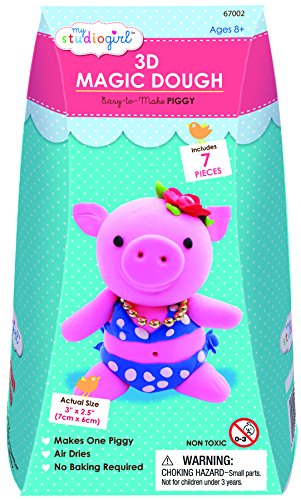 My Studio Girl 3D Magic Dough - Piggy - 1