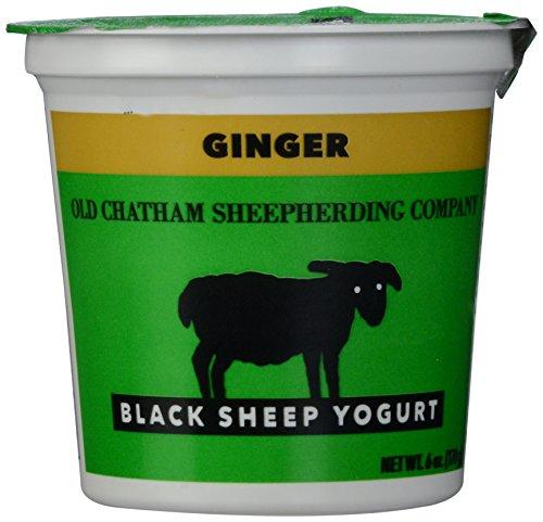 Old Chatham Sheepherding Company Sheep'S Milk Yogurt, Ginger, 6 Oz