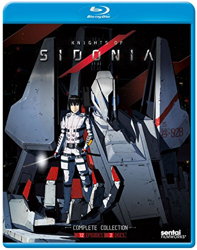 Knights of Sidonia: Season 1 [Blu-ray]