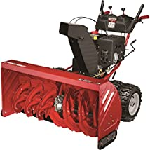 - Troy-Bilt 28in. Electric-Start Snow Thrower - 277cc 4-Cycle Engine Model# 31AH74P4766