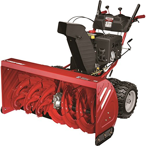- Troy-Bilt 28In. Electric-Start Snow Thrower - 277Cc 4-Cycle Engine, Model# 31Ah74P4766