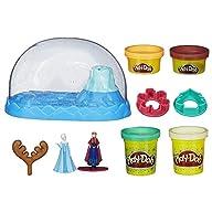 Play-Doh Disney Frozen Sparkle Snow D…