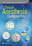 img - for Clinical Anesthesia Fundamentals: Print + Ebook with Multimedia book / textbook / text book