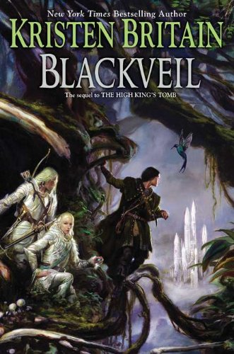 Blackveil: Book Four of Green Rider