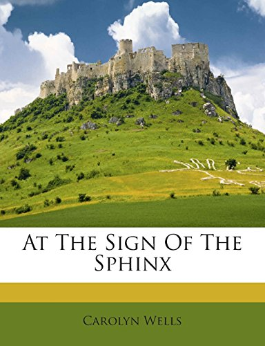 At The Sign Of The Sphinx