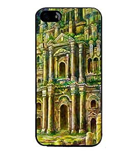 Fuson Premium 2D Back Case Cover Palace With Multi Background Degined For Apple iPhone 4::Apple iPhone 4S