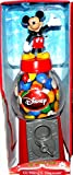 Disney Mickey Mouse Gumball Dispenser with Sugar Free Gum Included Inside
