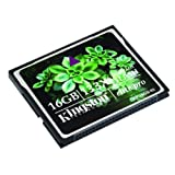 Kingston Carte CompactFlash Elite Pro 133x 16 Gopar Kingston Technology