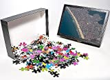 Photo Jigsaw Puzzle of Aerial of the bea...