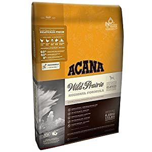 Acana Wild Prairie Dry Dog Food  (New Formula)