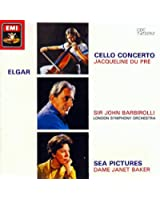 Elgar: Cello Concerto ; Sea Pictures