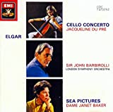 Jacqueline Du Pre Elgar: Cello Concerto, Sea Pictures