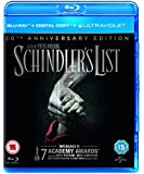 Schindler's List - 20th Anniversary Edition (Blu-ray + Digital Copy + UV Copy) [1993]