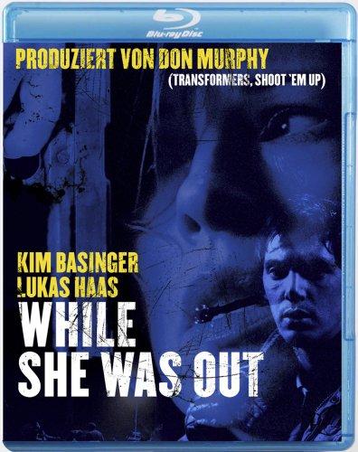 While she was out (Stille Nacht, mörderische Nacht) [Blu-ray]