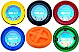 Gamma Seal Lid Variety Pack - 6 Colors Brand New
