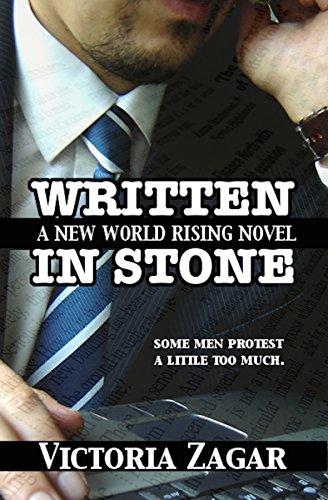 Victoria Zagar - Written In Stone (New World Rising Book 1)
