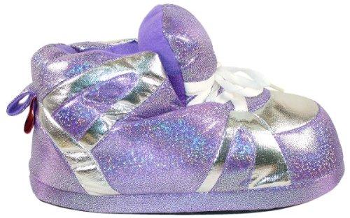 Snooki's Neon Purple – Slippers – Medium