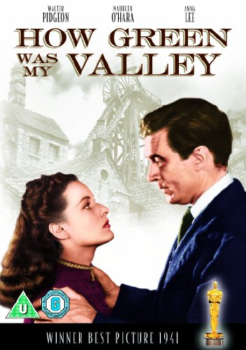 How Green Was My Valley [DVD] [1941]
