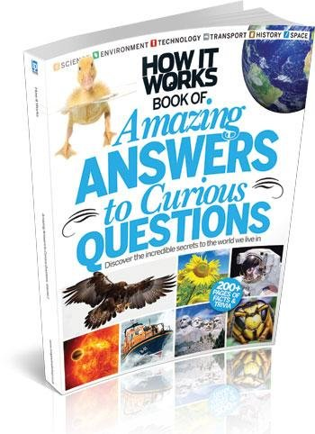 How It Works - Amazing Answers to Curious Questions, vol.1 (2011)